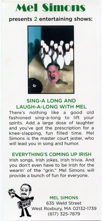 About Mel Simons